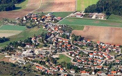 Ortsteil Bösenlustnau - Gemeinde Wört