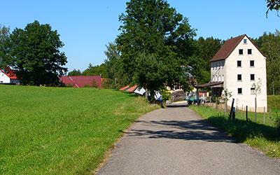 Ortsteil Brombachmühle - Gemeinde Wört